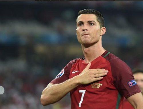 C罗,C罗,又是C罗,一个人拯救了葡萄牙,发任意球前表情太酷了