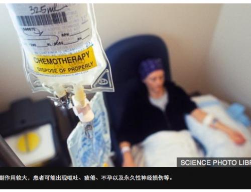 乳腺癌治疗突破:数以千计女性或无需化疗!