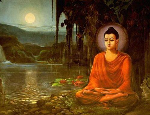 释迦牟尼佛的一生(108图)过目增福,哪怕看一眼,也能得到无量功德!